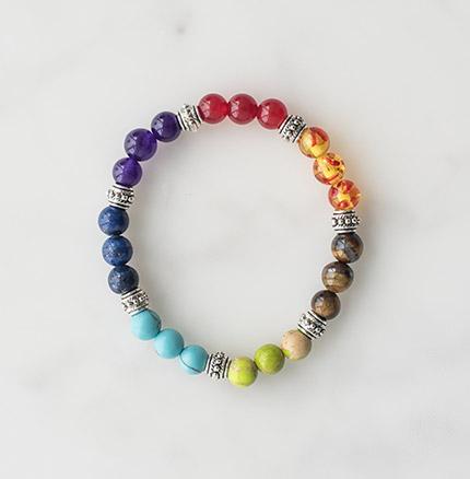 Bracelet on Marble